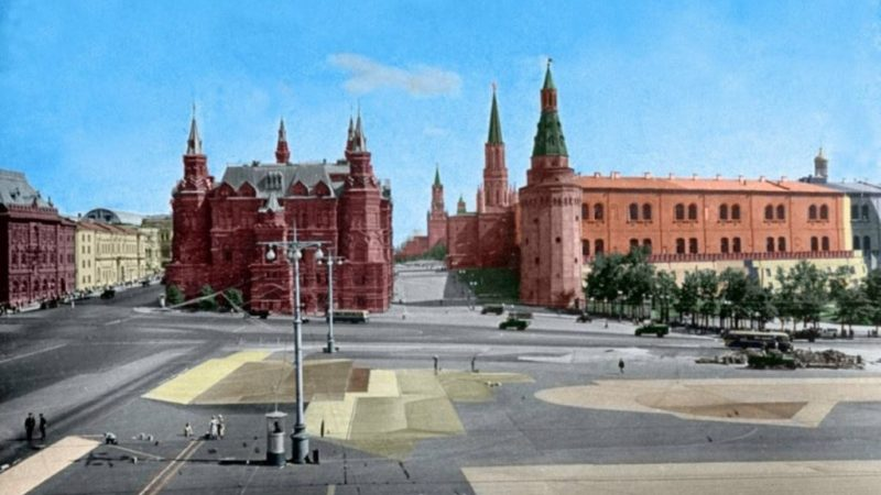 маскировка Кремля