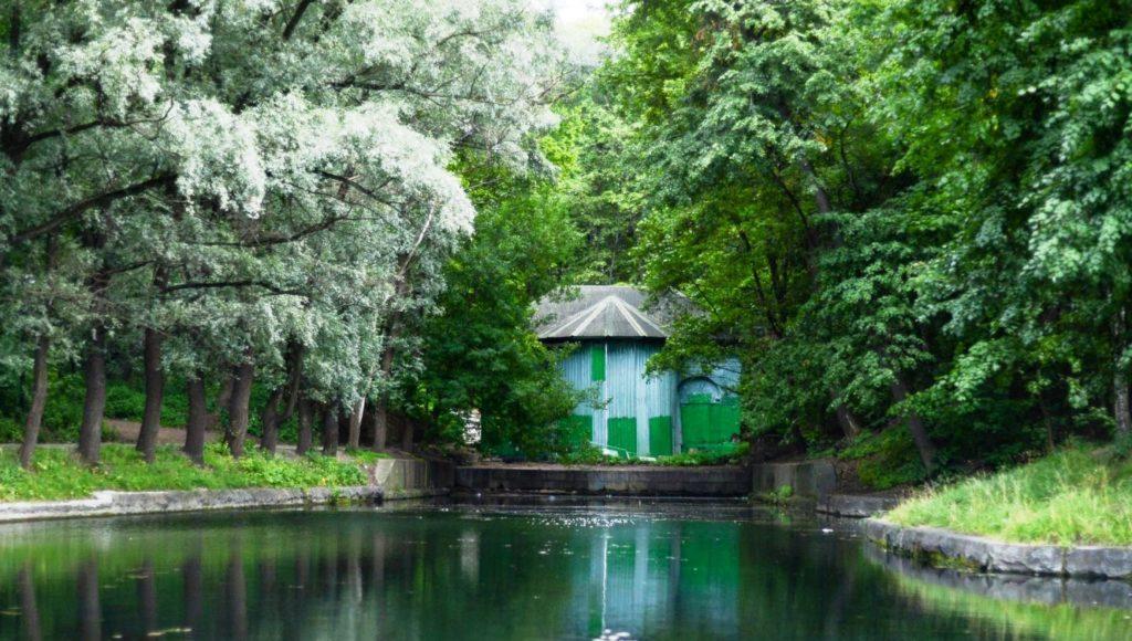 Ванный (Купальный) домик