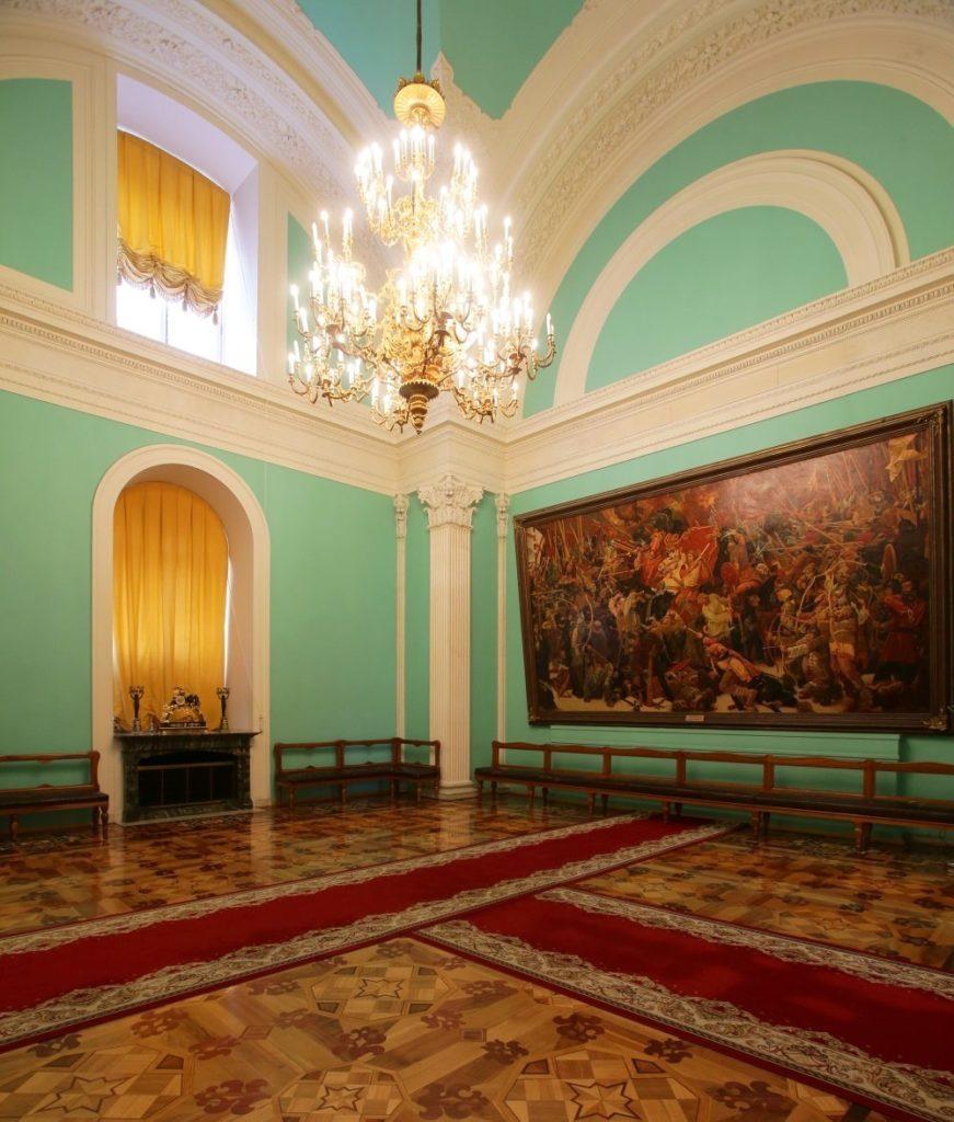 Аванзал Большого Кремлевского дворца