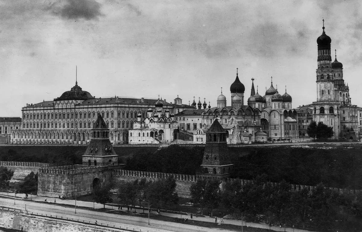 Большой Кремлевский дворец в советские годы