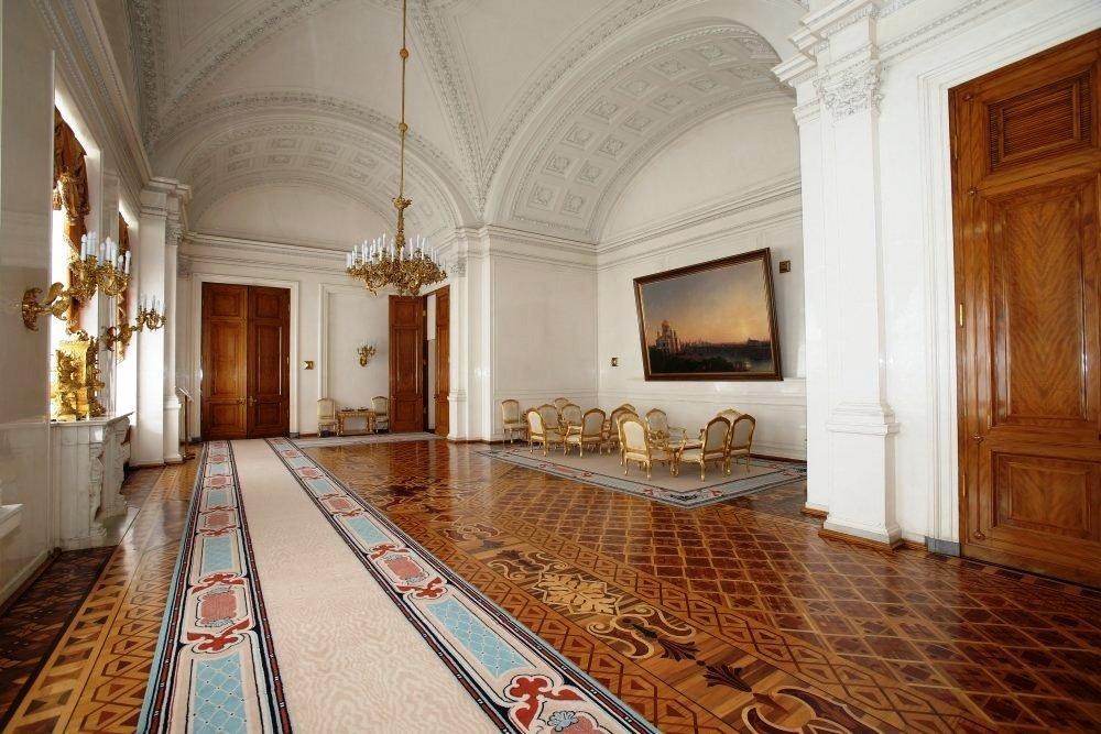 Кавалергардский зал Большого Кремлевского дворца