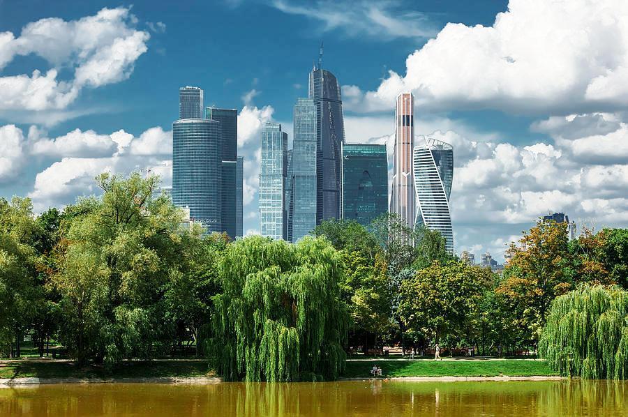 Экологическая политика Москвы