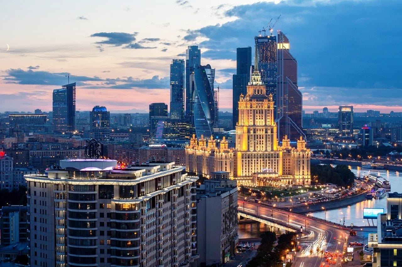 Москва представлена в премии World Travel Awards 2021