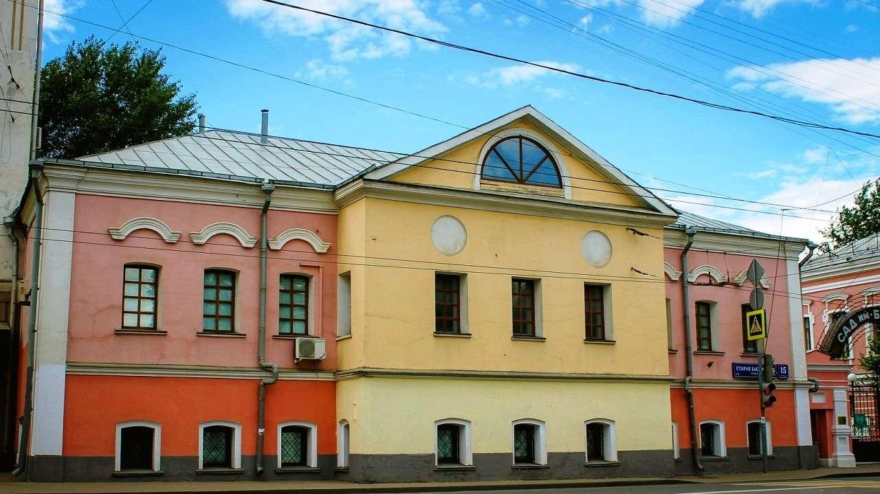 Путевой дворец Василия III