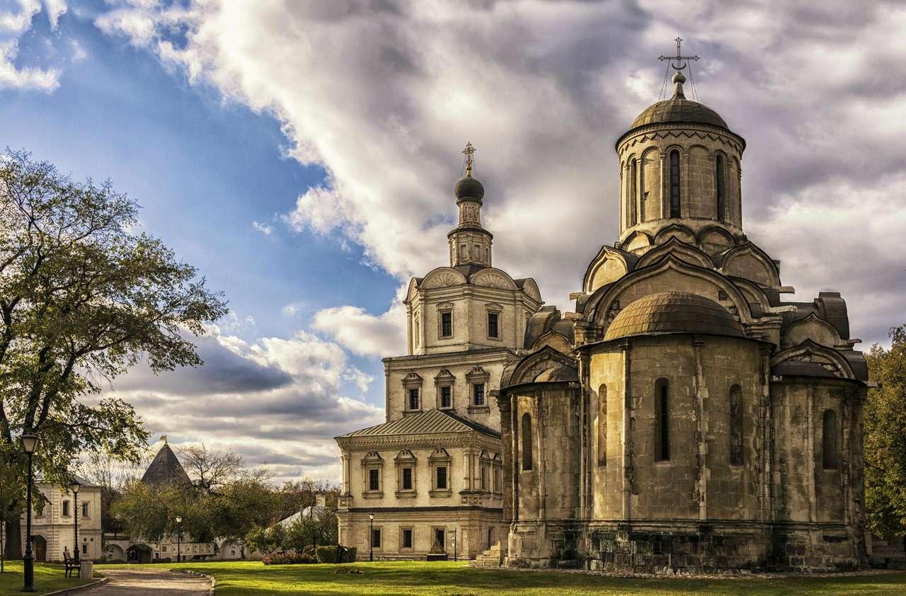 Спасский соборСпасо-Андроникова монастыря