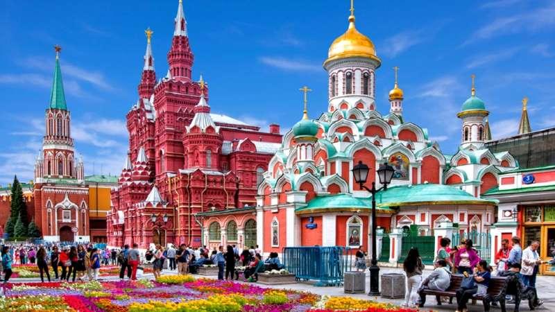 Где погулять в Москве