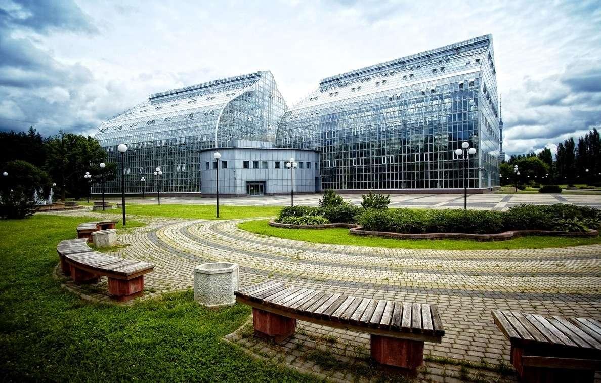 Главный ботанический сад им. Н. В. Цицина РАН в Москве