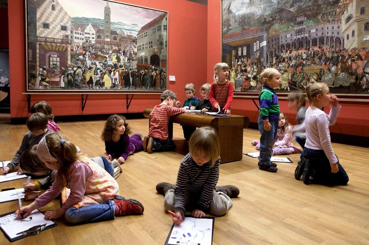 Музеи Москвы для детей