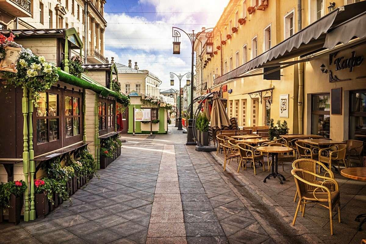 Камергерский переулок в Москве