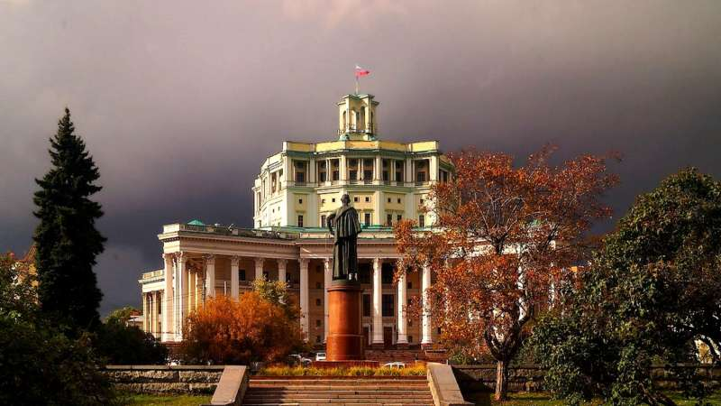 Театре Российской Армии в Москве