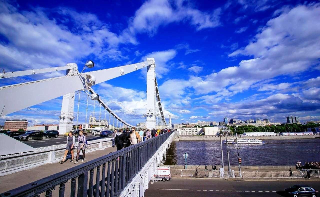 Теплоходная экскурсия по Москве-реке «Волшебная сила искусства»
