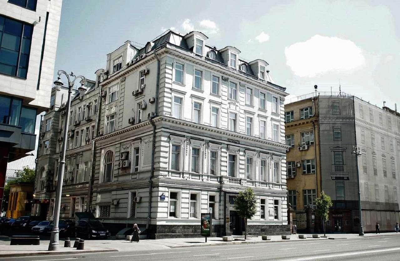 Дом №22 – особнякМазуриных в Москве