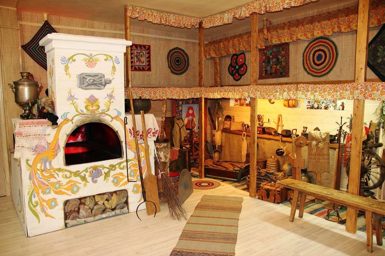 Музей русских сказок «Жили-были» в Москве