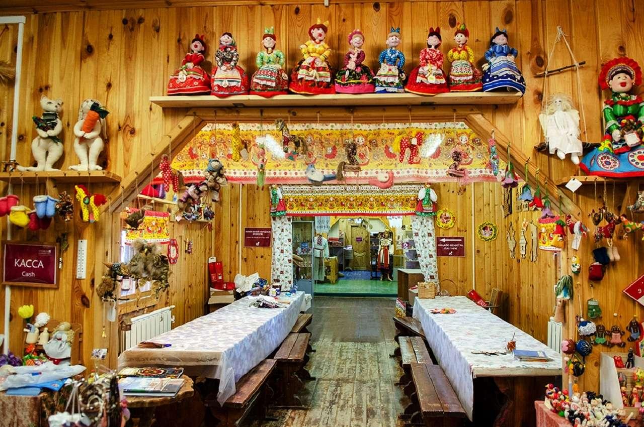 Музей русской народной игрушки в Москве