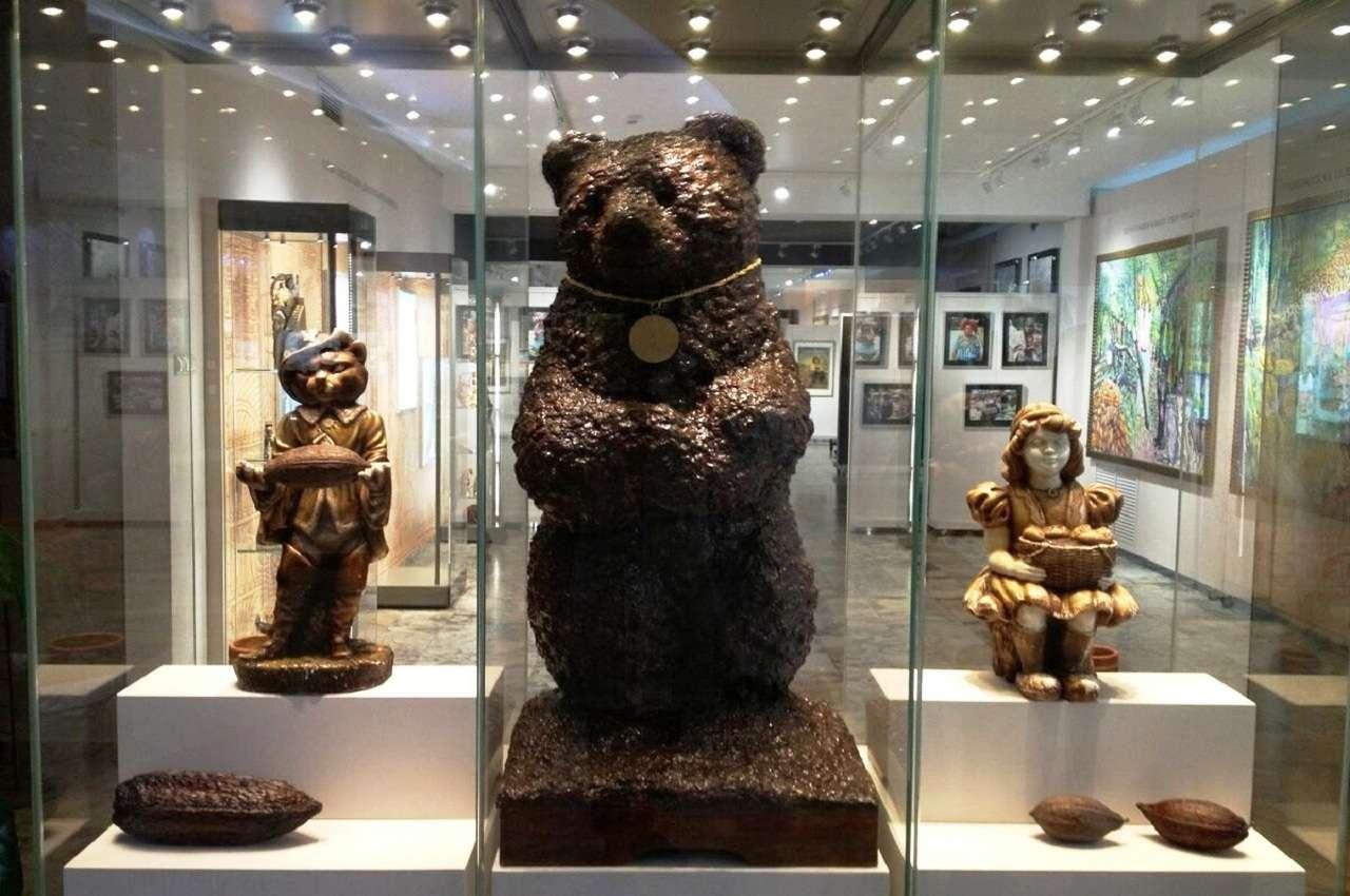 Музей истории шоколада и какао «МИШКА» в Москве