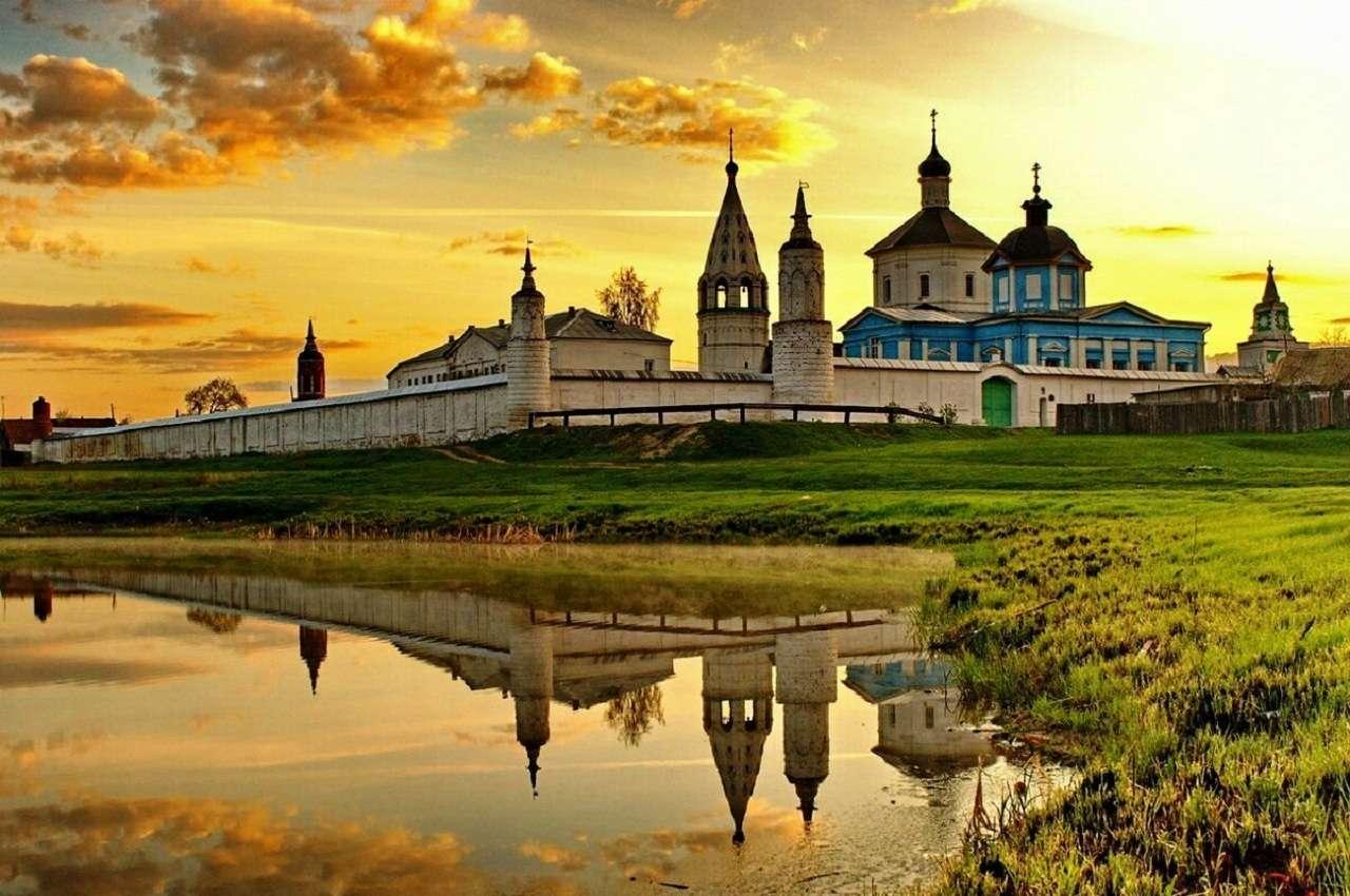 Красивые города Подмосковья