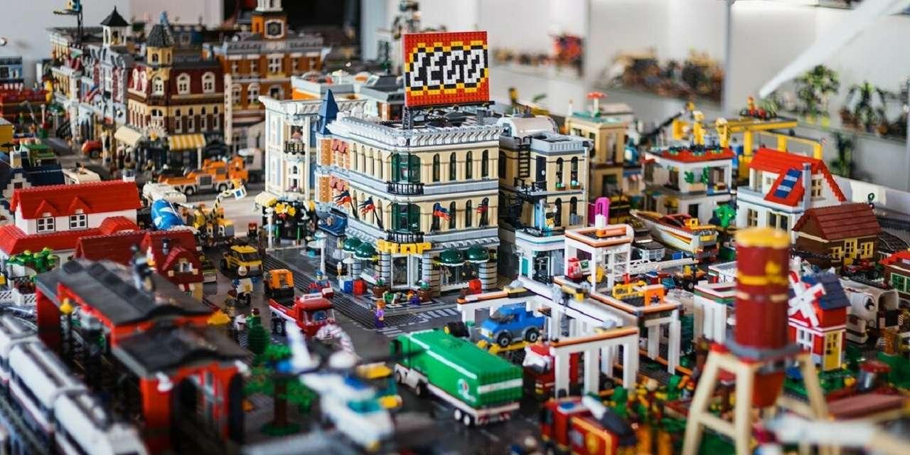Музей Лего в Москве