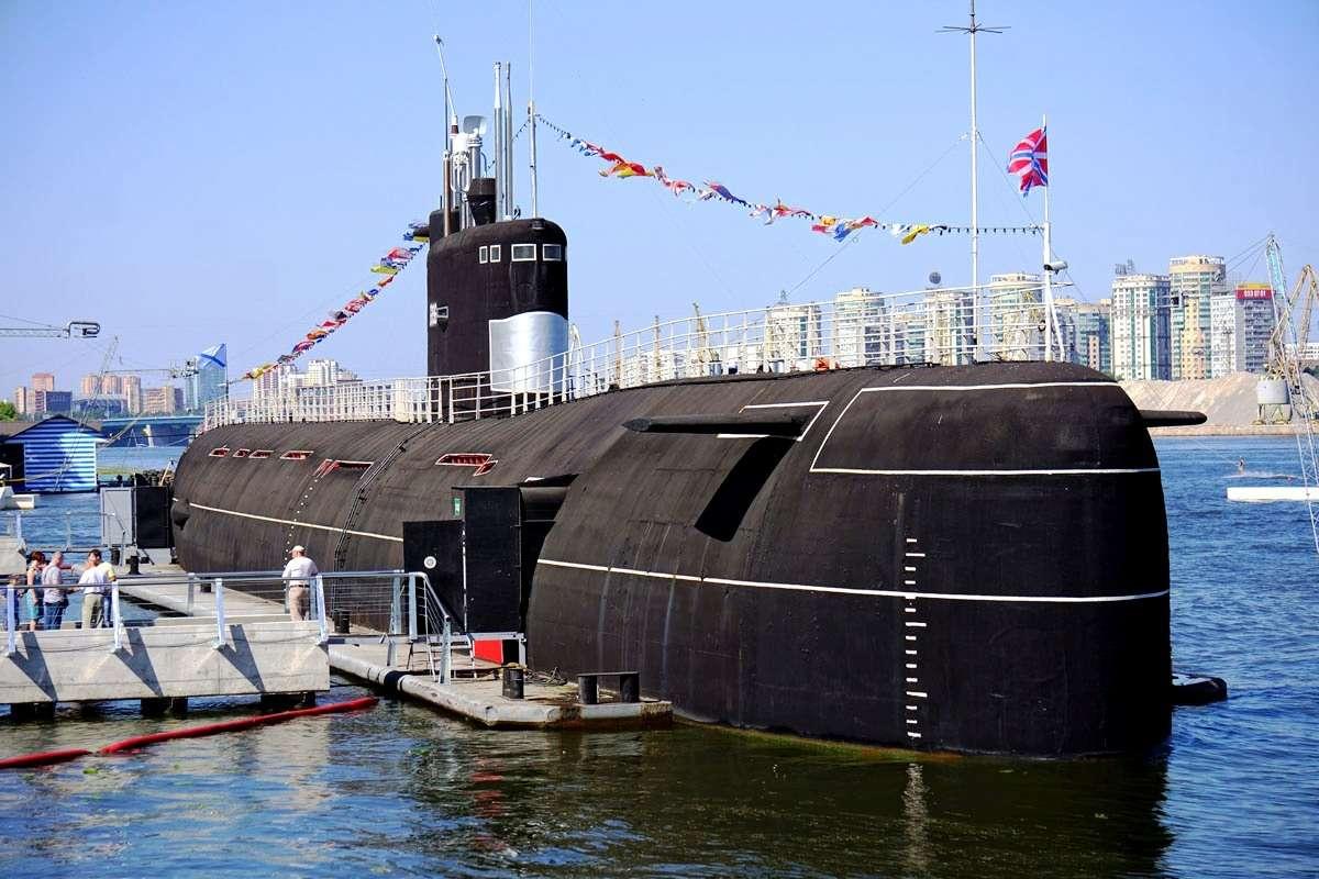 Музей истории ВМФ в Москве
