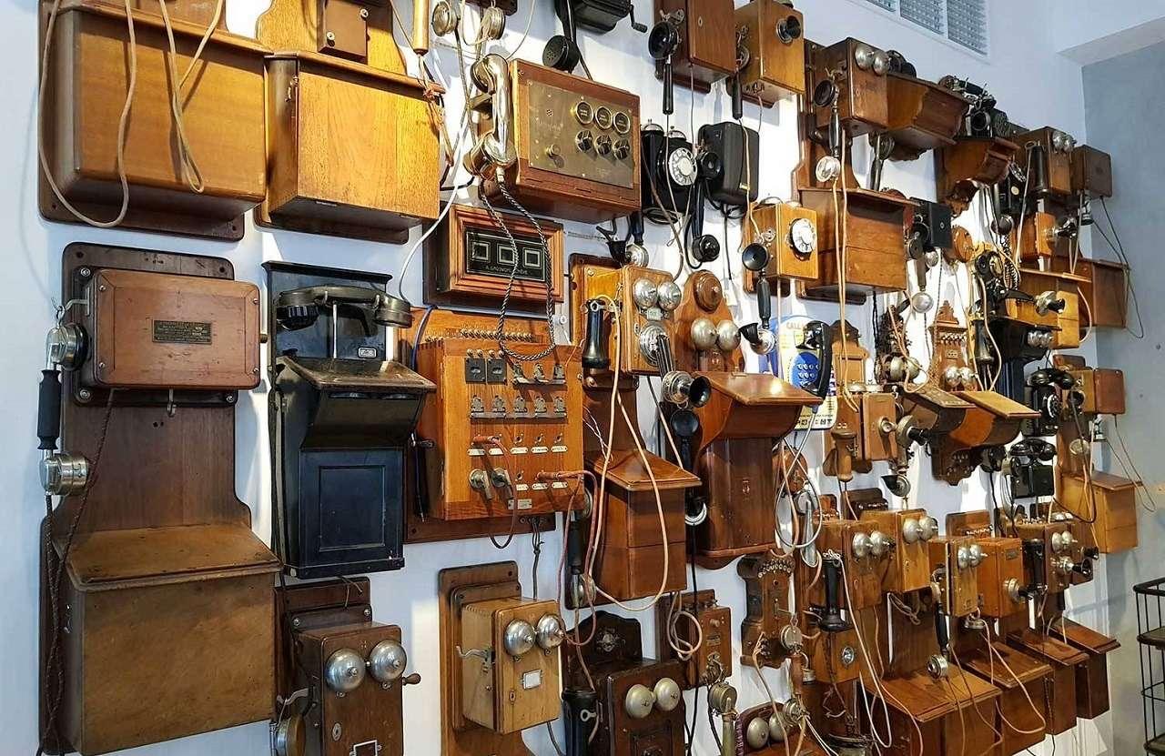 Музей истории телефона в Москве