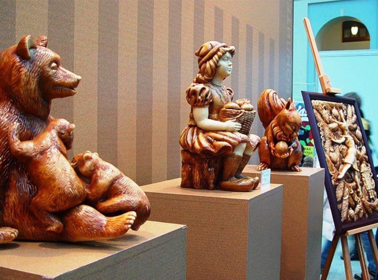 Музей истории шоколада и какао Мишка в Москве