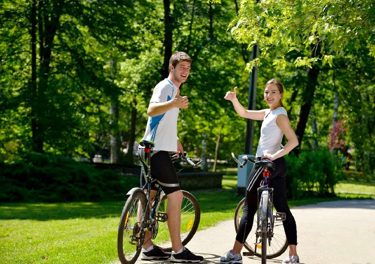 Где покататься на велосипеде в Москве
