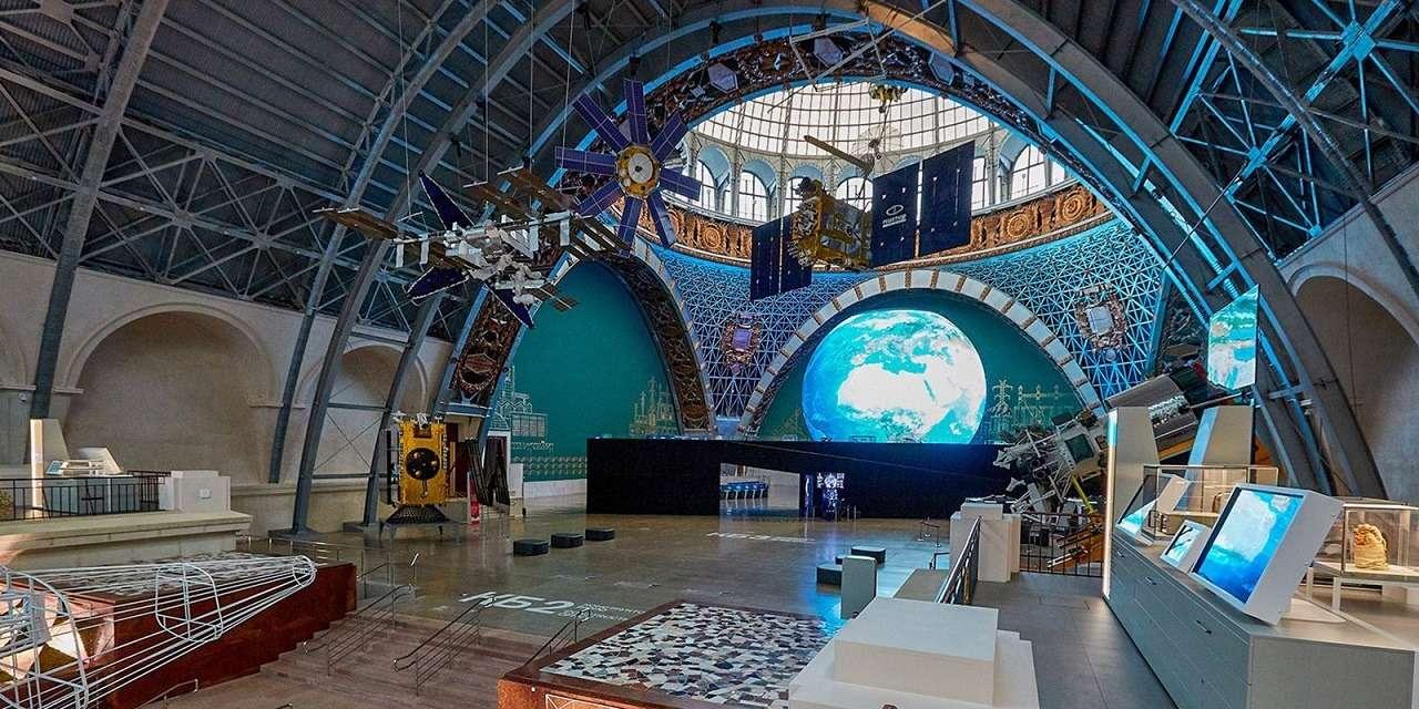 Центр «Космонавтика и авиация» ВДНХ в москве