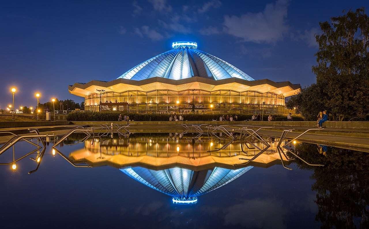 Большой московский государственный цирк в Москве