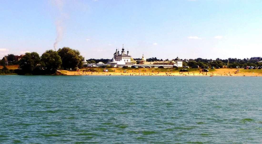 Белопесоцкий карьер (озеро Кремница)