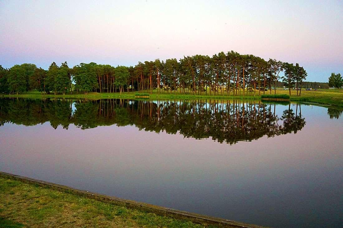 Княжеский пруд (Жукова гора)