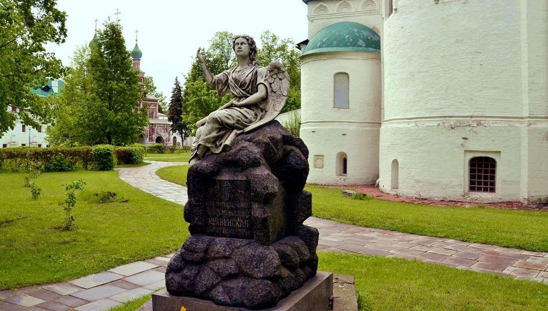 Новодевичий некрополь