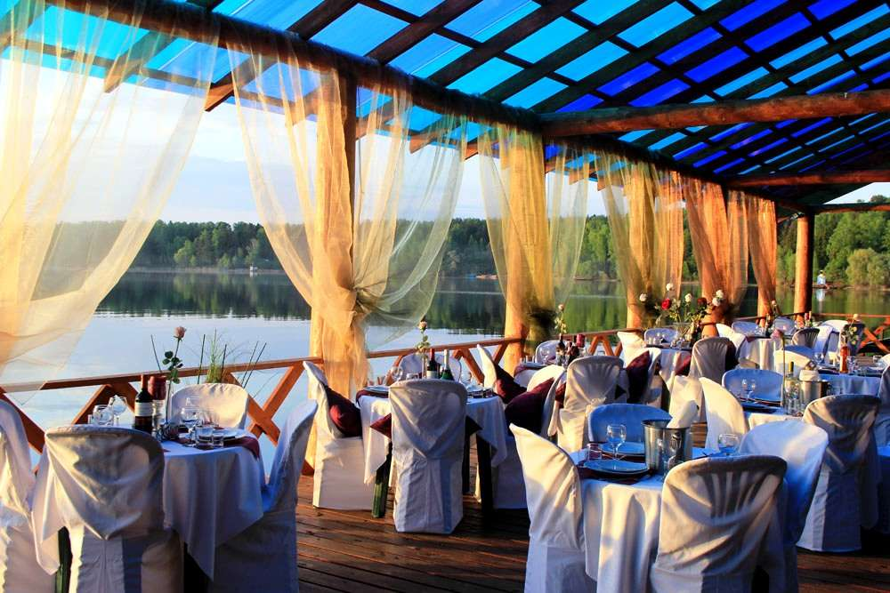 Отель «Романтик» на Истринском водохранилище