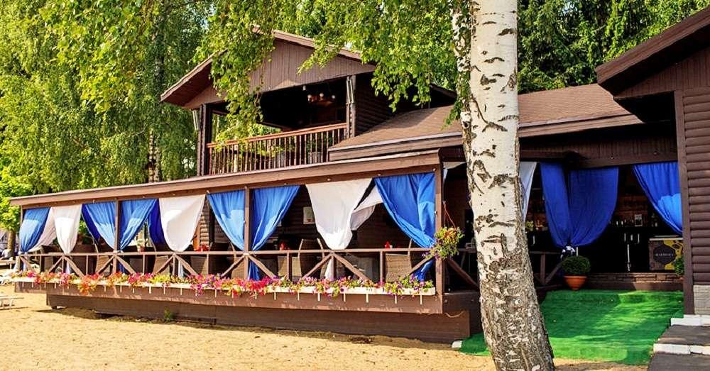 Отель «Яхонты Истра» на Истринском водохранилище