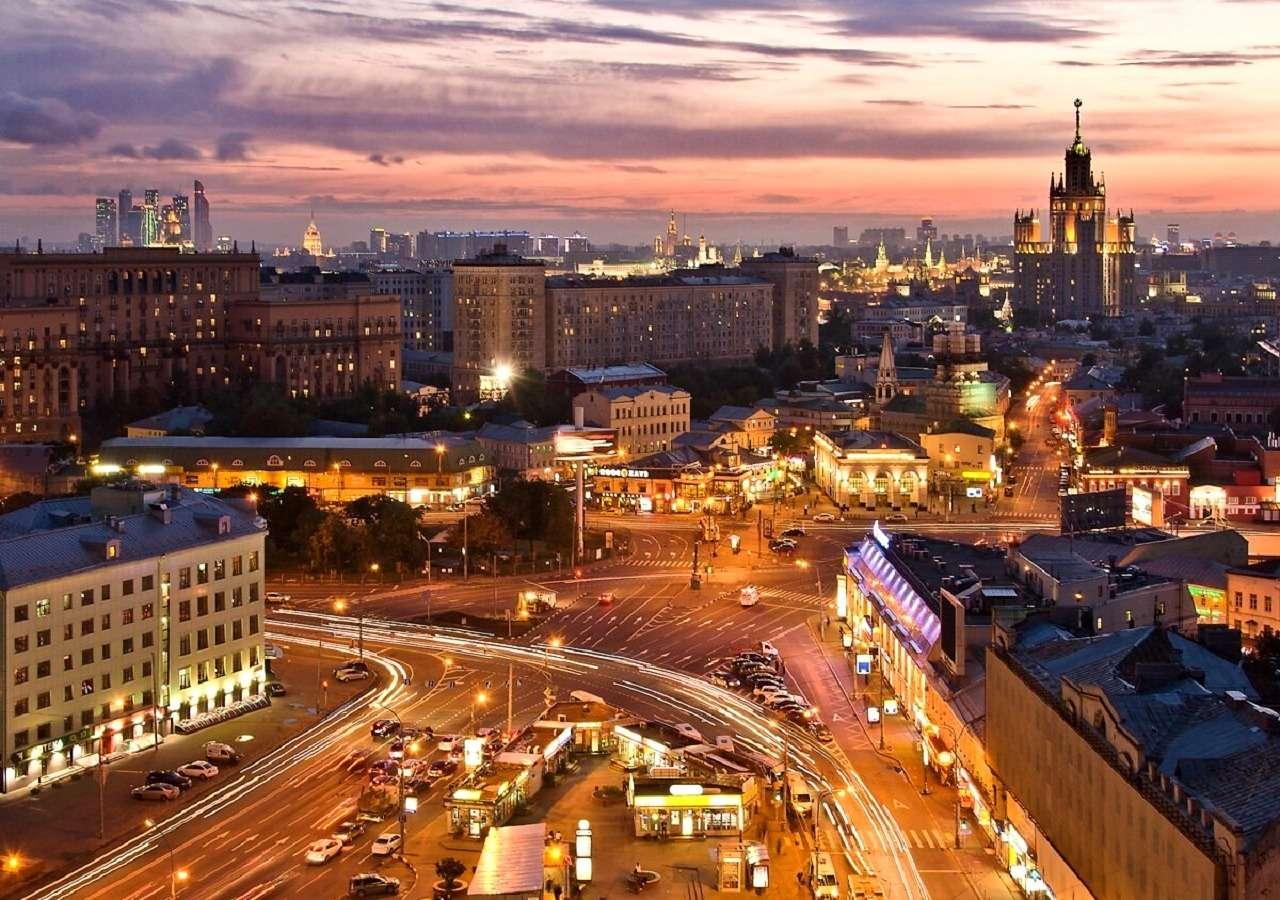 Таганка и Таганский район Москвы