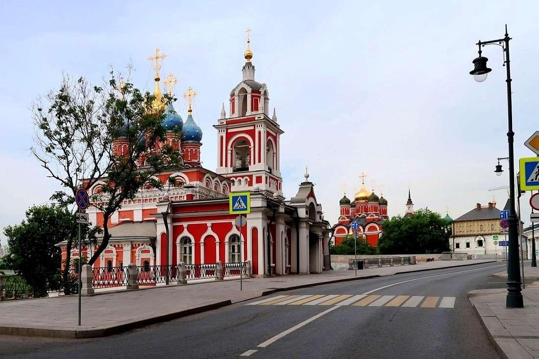 Улица Варваркав Москве