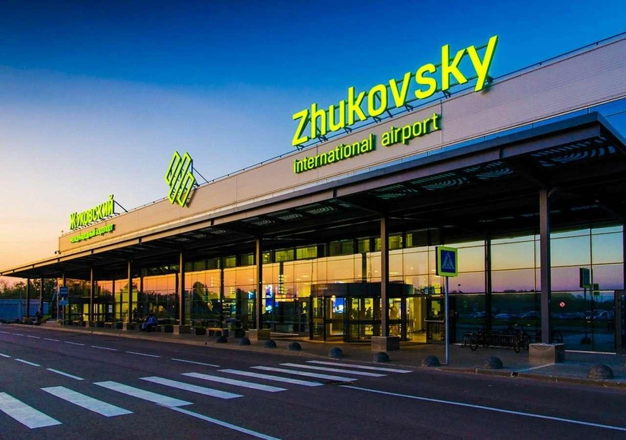Как доехать из Москвы до аэропорта Жуковский