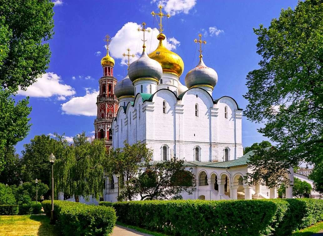 Смоленский Собор в Новодевичьем монастыре