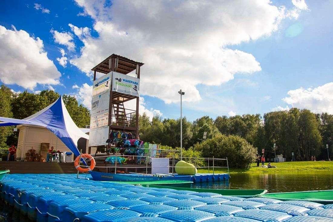 Путяевский пруд в Москве