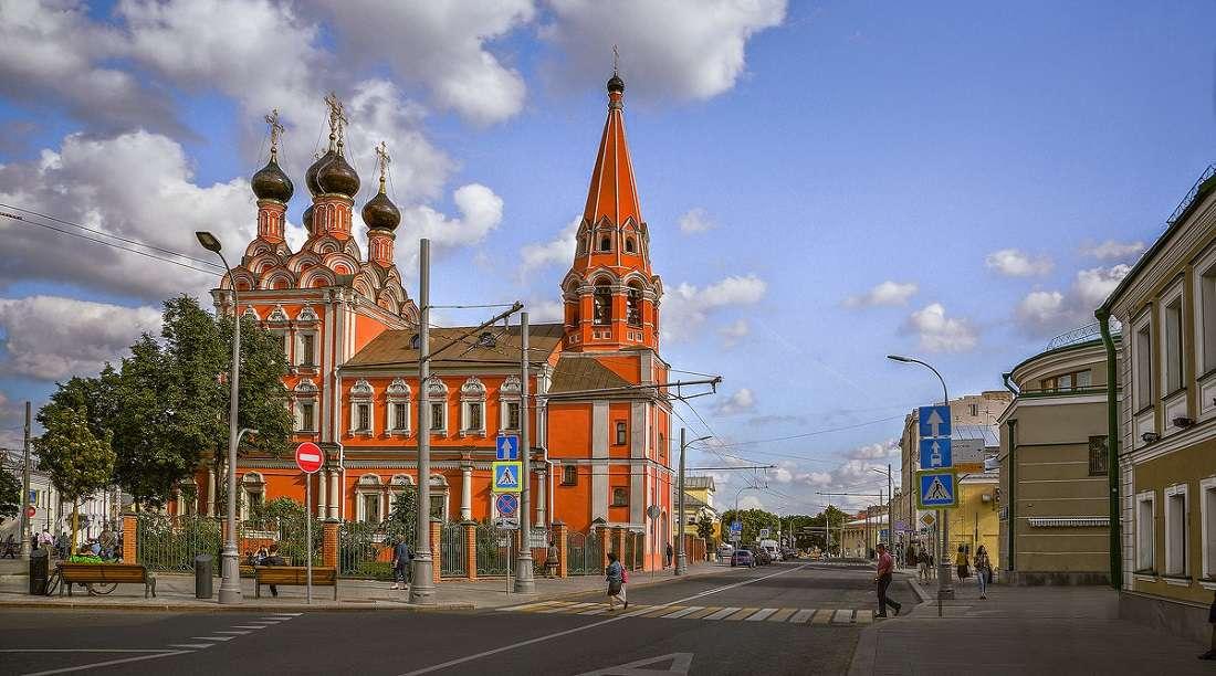 Церковь святителя Николая наБолвановке