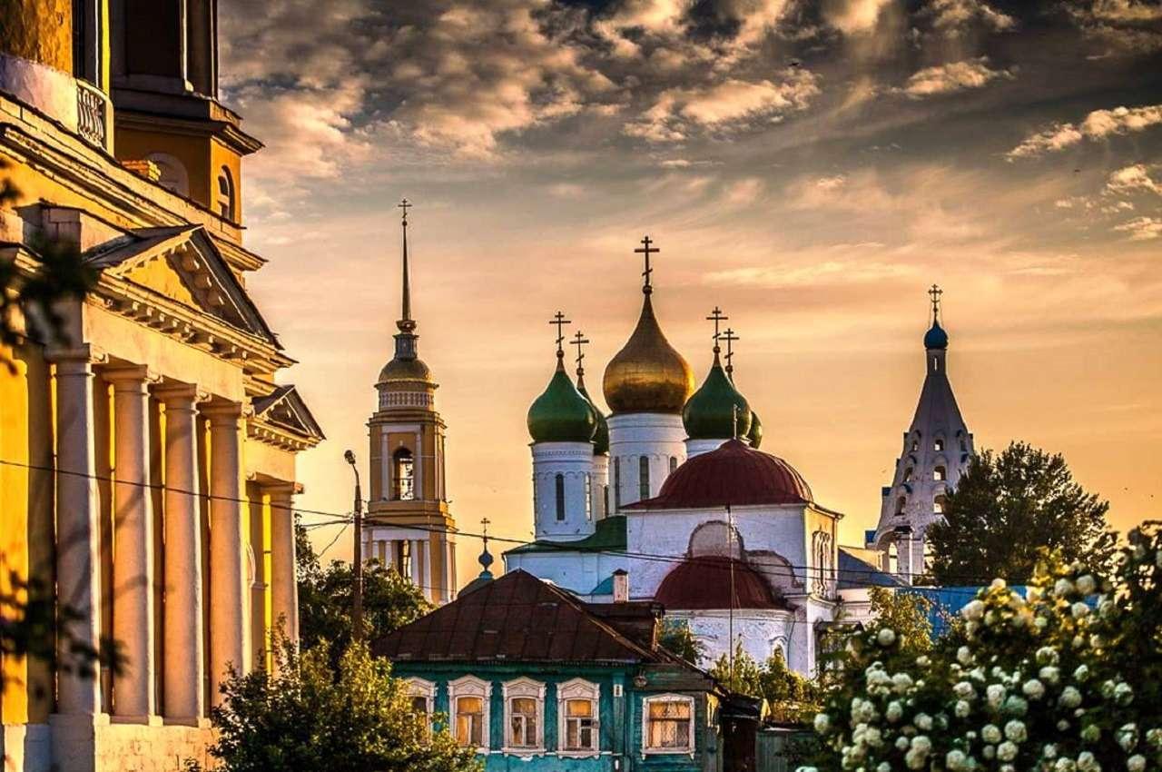 Древние города Подмосковья