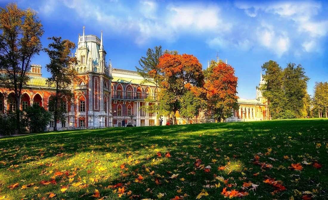 Музей – заповедник «Царицыно» осенью