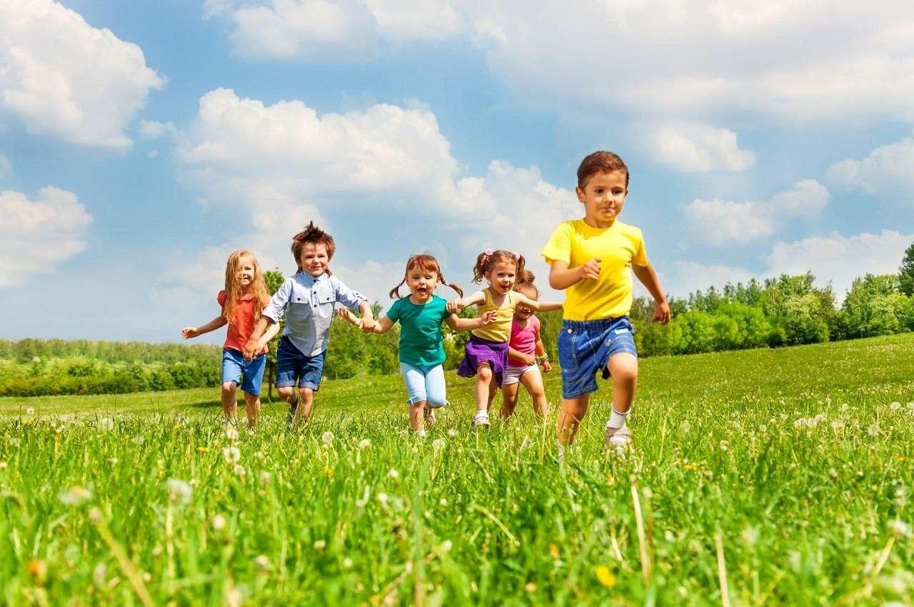 Летние развлечения для детей в Москве