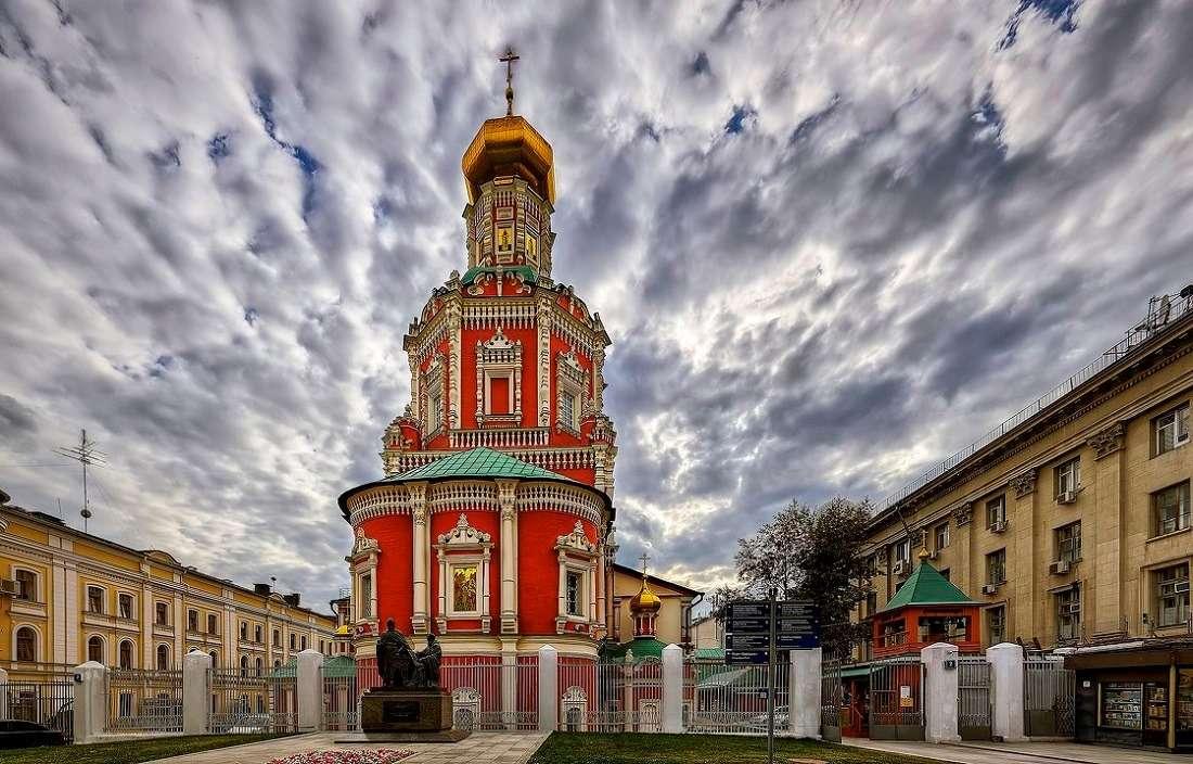Богоявленский собор на Никольской улице