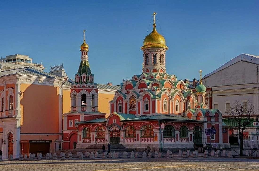 Казанский Собор на Никольской улице