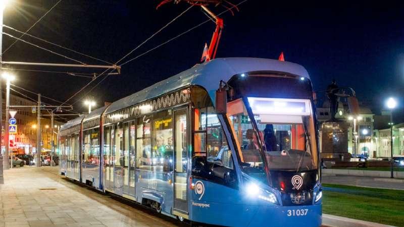 Пересадка между автобусами, электробусами и трамваями стала бесплатной