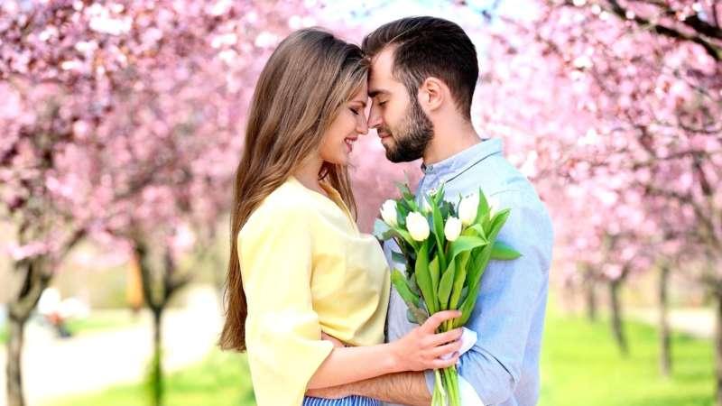 Романтическое свидание с девушкой в Москве