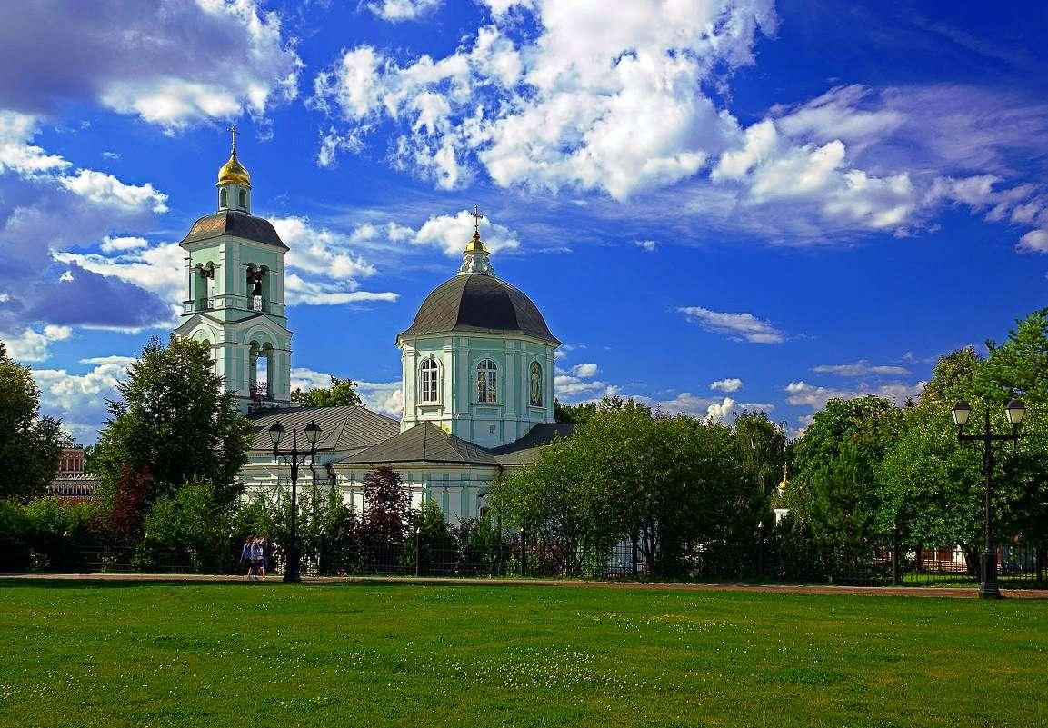 Храм иконы Божией Матери «Живоносный источник» в Царицыно