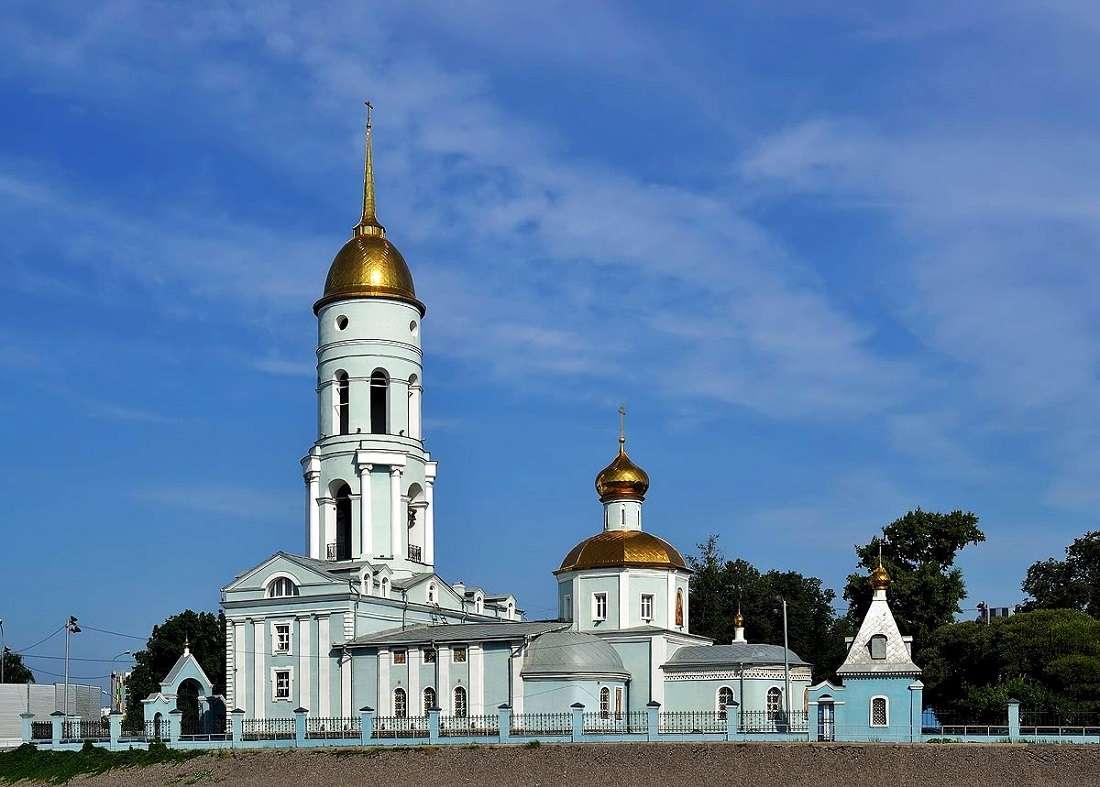 Церковь Владимирской Иконы Божией Матери в Мытищах