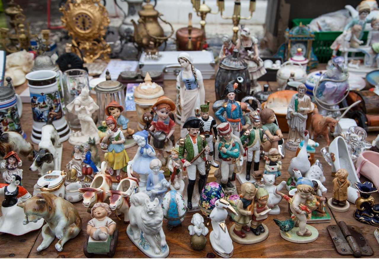 Винтажный рынок «Ретро»