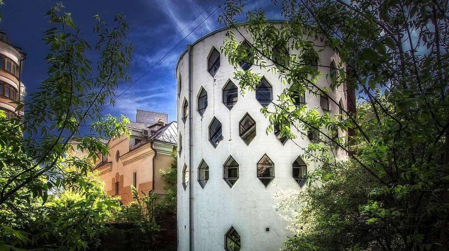 Дом Мельникова – всё интересное про дом-улей