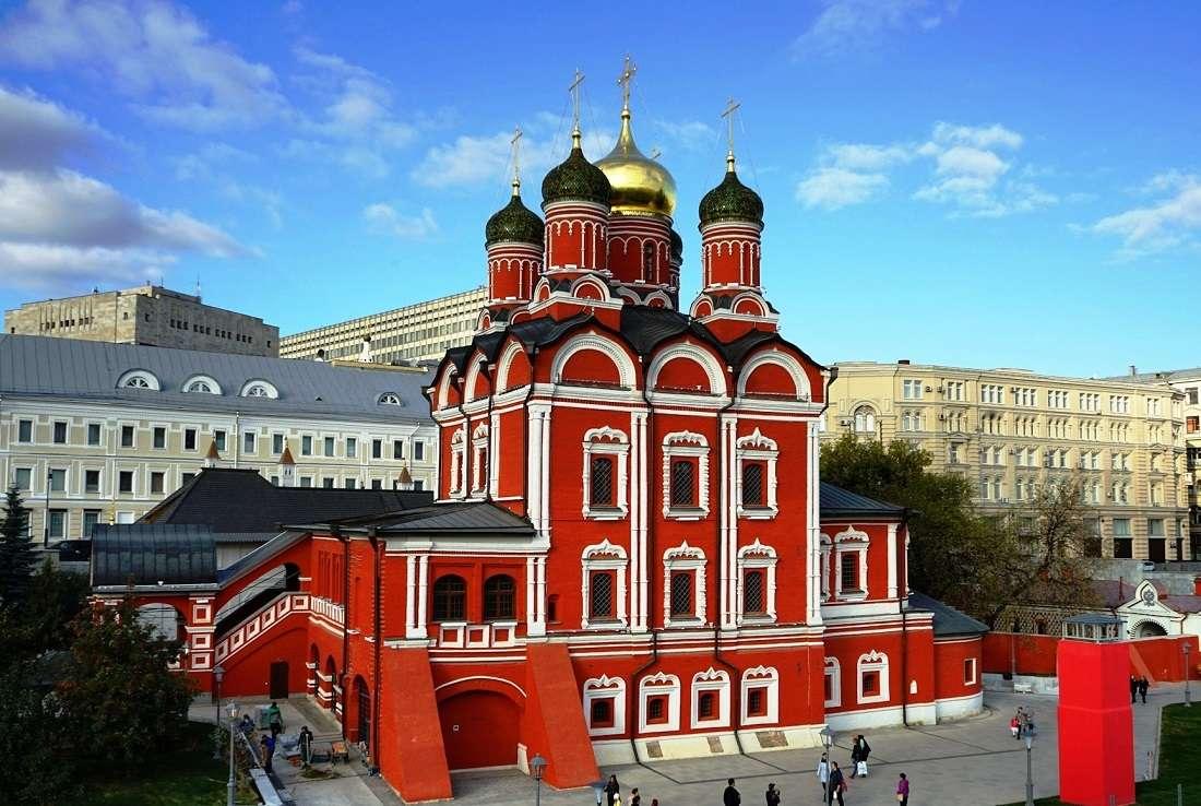 Знаменский собор на улице Варварка